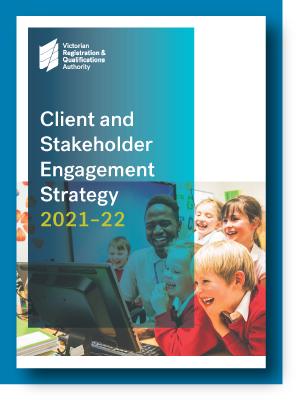 2021—22 Client and Stakeholder Engagement Strategy