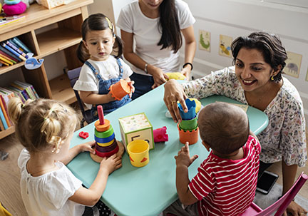 Changed rules for schools with early learning centres