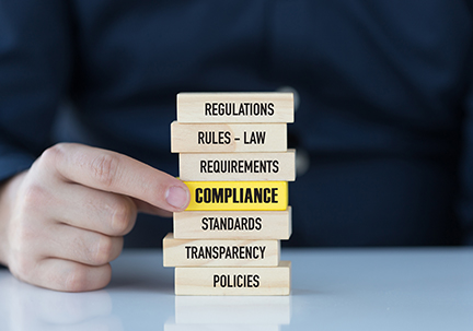 New compliance requirements